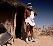 African Stig