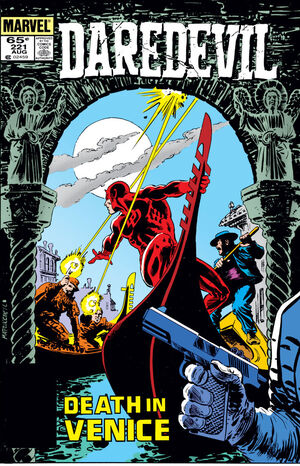 Daredevil Vol 1 221
