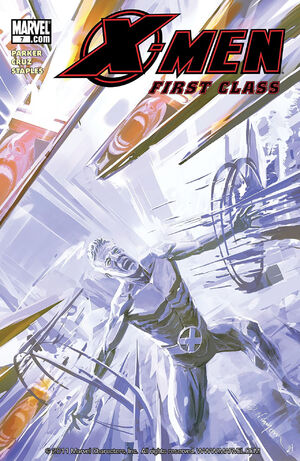 X-Men First Class Vol 2 7