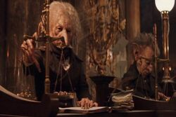 Gringotts Goblins