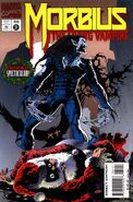 Morbius The Living Vampire Vol 1 31
