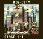 DK Screenshot Big City