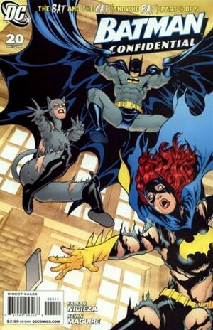 Cover for Batman Confidential #20 (2008)