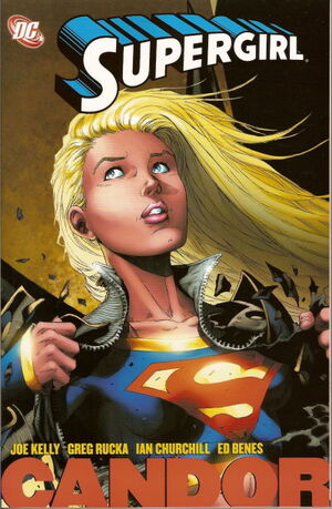 Cover for Supergirl (Collections) #2