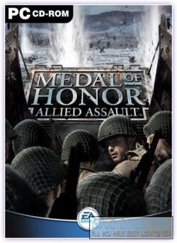 Medal of Honor Allied Assault Cover