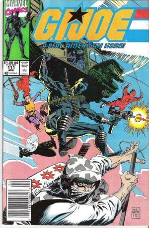G.I. Joe A Real American Hero Vol 1 111