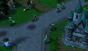 Warcraft 3 Silvermoon