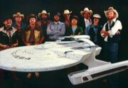 USS Reliant ILM team