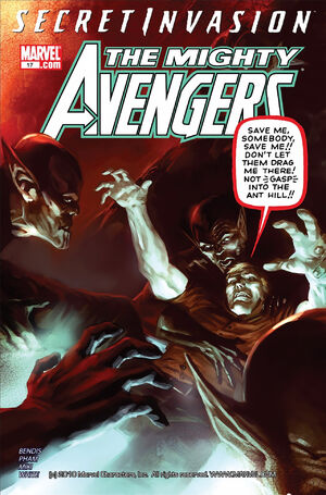 Mighty Avengers Vol 1 17