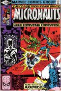 Micronauts Vol 1 24