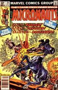 Micronauts Vol 1 28
