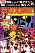 Micronauts Vol 1 37