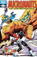 Micronauts Vol 1 40
