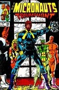 Micronauts Vol 1 58