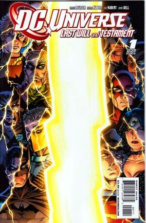 Cover for DC Universe (one-shots) #1