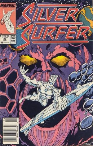 Silver Surfer Vol 3 22