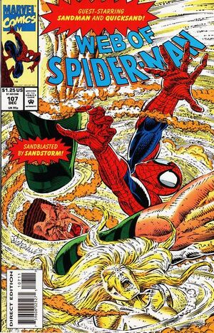 Web of Spider-Man Vol 1 107
