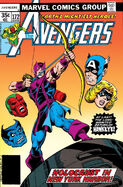 Avengers Vol 1 172