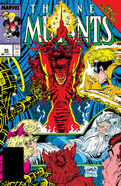 New Mutants Vol 1 85