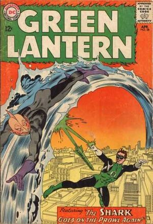 Cover for Green Lantern #28