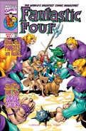 Fantastic Four Vol 3 21