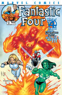Fantastic Four Vol 3 43