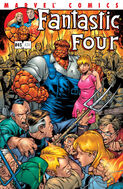 Fantastic Four Vol 3 45
