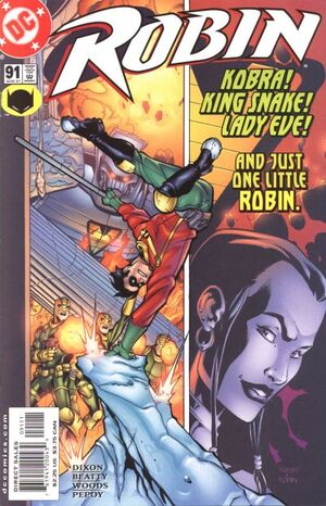 Cover for Robin #91