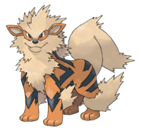 Arcanine