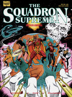 Squadron Supreme Death of a Universe Vol 1 1