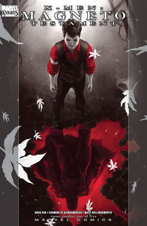 Magneto: Testament #1