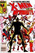 X-Men and the Micronauts Vol 1 1