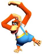 Lanky Kong
