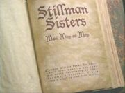 Stillman-sisters