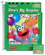 Elmo&#39;s Big Surprise