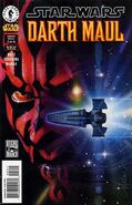 Darth Maul Comic 2