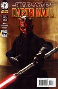 Darth Maul FotoCover 2