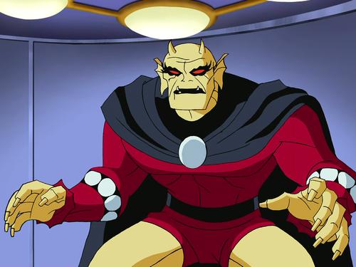 Etrigan Vs Superman Comic: DCAU Wiki: Your Fan Made Guide To The DC