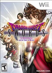 Dragon Quest Swords The Masked Queen and the Tower of Mirrors (NA)