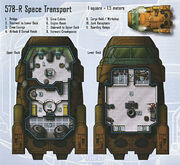 578-R Space Transport