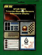 Tricorder-Starship Sensors Interactive Display