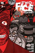 Two-Face Year One 2
