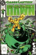 Green Lantern Emerald Dawn 5