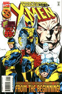 Professor Xavier and the X-Men Vol 1 1