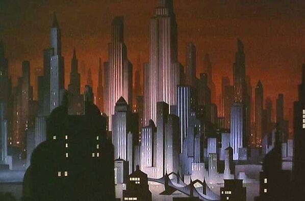 A jövő Gotham Cityben 598px-Gotham_City_%28DCAU%29_01