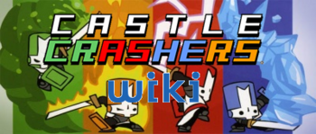 Castle Crashers Home Banner
