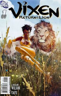 Vixen - Return of the Lion 1
