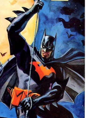 BATMAN BATMAN BATMAN! 381px-Batman_-_Thrillkiller4