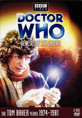 Genesis of the daleks us dvd