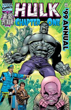 Incredible Hulk Annual Vol 1 1999